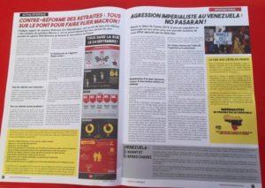 Numéro 1 Magazine Unité CGT